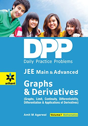 Daily Practice Problems (DPP) for JEE Main & Advanced Graphs & Derivatives Vol.7 Mathematics