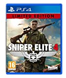 Sniper Elite 4, EdizioneLimitata - PlayStation 4