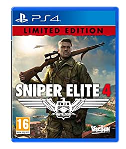 Sniper Elite 4 - Limited Edition (PS4)