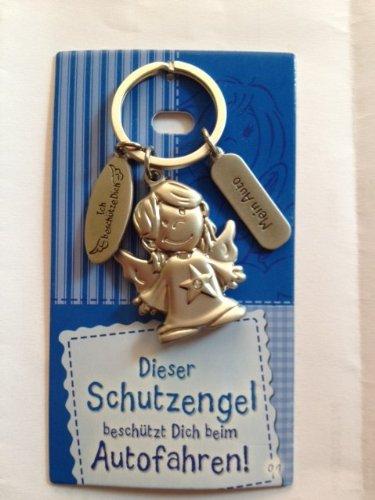 Unbekannt Depesche Schutzengel Schlüsselanhänger/Deutschen Text: Friends Forever
