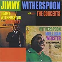 JIMMY WITHERSPOON/_THE 'SPOON CONCERTS