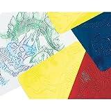 Roylco Inc. R-5823 Dinosaur Rubbing Plates