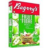 Bagrrys Fruit N Fibre Muesli, Apple, 500g