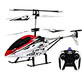 Sai Amrut V-Max HX-713 Radio Remote Controlled Helicopter With Unbreakable Blades - Multi Color