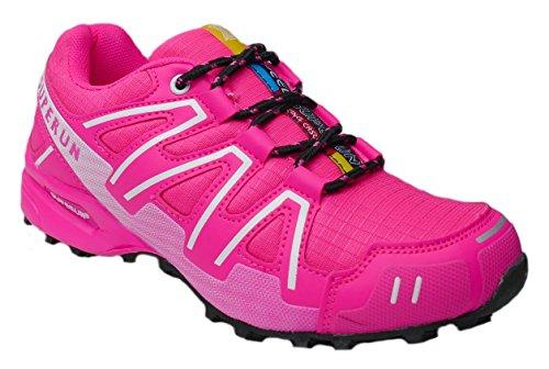 gibra, Sneaker donna Pink