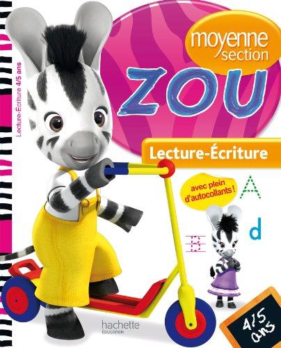 Zou - Lecture-écriture MS