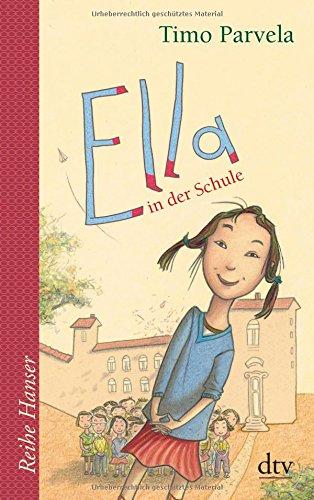 Ella in der Schule (Reihe Hanser)