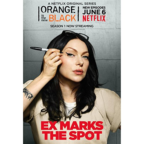 Orange Is the New Black Season 2 Poster On Silk - Affiche de Soie - F64BF1