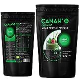 Proteina di canapa in polvere (500 gram Bio)