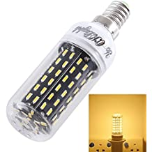 jialun- LED bombillas YouOKLight E1412W 1000LM luz blanca cálida CRI > 80LED 96SMD 4014maíz bombilla, AC 220–240V, seguro y confiable