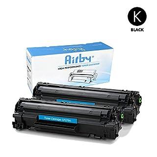 2 Stücke Airby® kompatibel HP 79A CF279A Toner Kartusche für HP LaserJet Pro MFP M26nw M26a HP LaserJet Pro M12w M12a