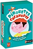 Nathan 31491 - Jeu de Société - Pirouette Cacahuète