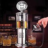 Creativas bebidas del coctel de vino dispensador de la cerveza vertedor Gas Stastion de colada M‡quina Medida