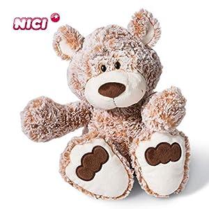 NICI- Classic Bear 12 Peluche, Color marrón (44466)