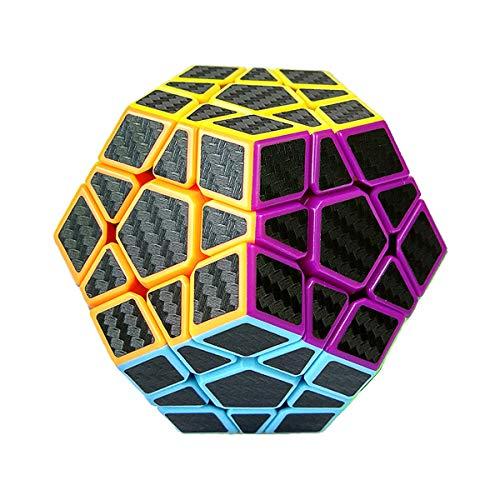 Megaminx Rubix Cube Würfel Speedcube Magic Cube Spielzeug für Kinder ()