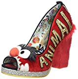 Irregular Choice Women's Louder Open-Toe Heels