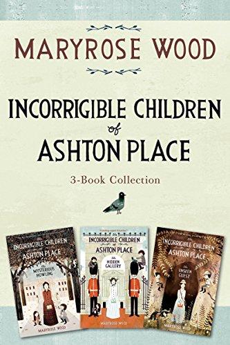Incorrigible Children of Ashton Place 3-Book Collection: Book I, Book II, Book III (English Edition)