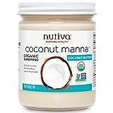 Nutiva, Coconut Manna, 15 oz (425 g)