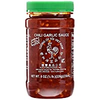 Huy Fong Sambal Chili Garlic Sauce - 230 ml