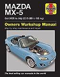 Mazda MX-5MX5OCT 2005–Juli 2015'55–'15Haynes Handbuch