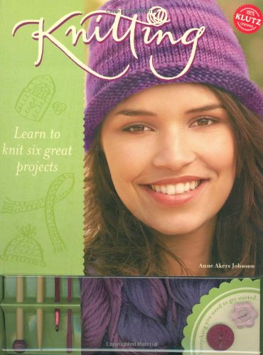 Knitting: Learn to Knit Six Great Projects (Pack Ties Knit)