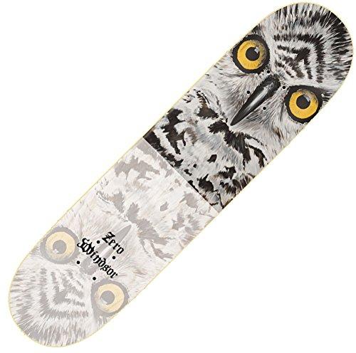 Zero Windsor Eule Impact Licht 21,3cm Skateboard Deck -