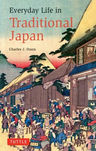 Everyday Life in Traditional Japan (Tuttle Classics) por Charles J. Dunn