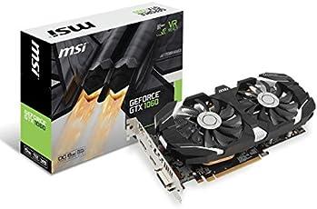MSI Gaming GeForce GTX 1060 6GB GDDR5 DirectX 12 VR Ready (GeForce GTX 1060 6GT OC)