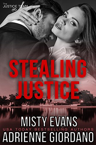 Stealing Justice (The Justice Team Book 1) (English Edition)