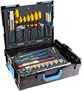 GEDORE L-BOXX 136-58 teilig/Großes Hand- bzw. Heimwerker Werkzeugset mit Check-Tool-Einlage/VDE Werkzeugset/Profi Werkzeuge für jede Gelegenheit (B007KL4FD0) | Amazon Products
