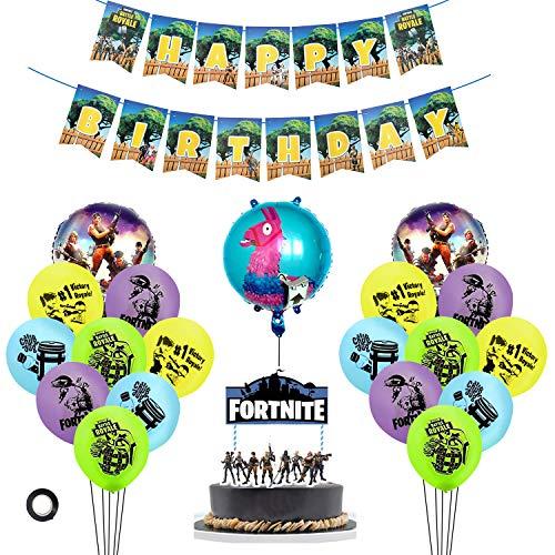 DZH Enjoy Suministros de Fiesta de cumpleaños para fanáticos del Jue