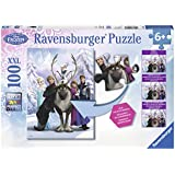 Ravensburger 10557 The Frozen Difference, 100 Teile Puzzle inklusive Suchspiel