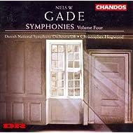 Gade: Symphonies, Vol. 4: Symphonies Nos. 1 and 5