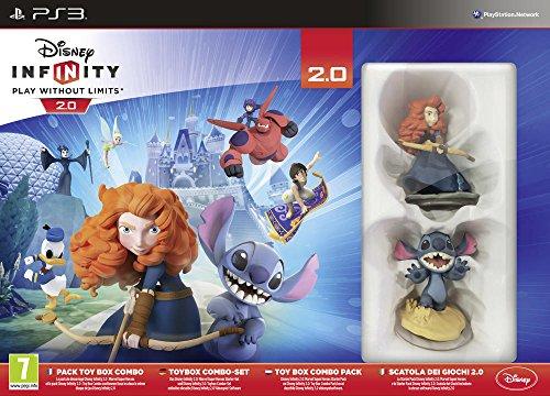 Disney Disney Infinity 2.0: Toybox Combo-SET Spielekonsole, Spielfigur