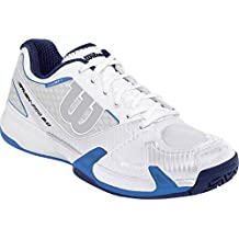 Wilson Rush Pro 2. Zapatillas de tenis para hombre UK 12Eur 471/3Tenis Zapatos