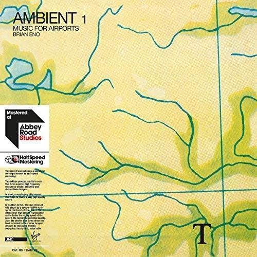 Ambient 1: Music for Airports [Vinyl LP]