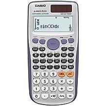 Casio FX-991ES Plus Desktop Display Grey, Silver calculator - Calculators (Desktop, Display, 15.10 digits, Battery, Grey, Silver)