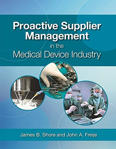 proactive-supplier-management-in-the-medical-device-industry-by-james-b-shore-2016-05-06