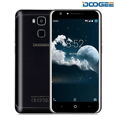 SIM Free Mobile Phones, DOOGEE Y6 Unlocked Dual SIM Smartphones,