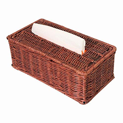L&Y tissue box Creative Fashion Hotel Tissue Toilette Toilette Toilette Bettwäsche Serviette Aufbewahrungsbox ( Farbe : B ) (Bettwäsche Tissue Box Cover)