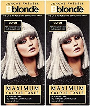 Jerome Russell Haarfarbe - BBlonde, maximales Blond.