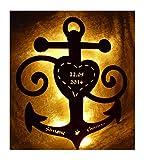 Schlummerlicht24 Holz 3d Motive Design Led Nachtlicht Lampen