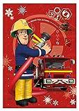 Undercover FSBT8020 - Adventskalender Feuerwehrmann Sam, bunt