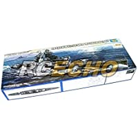 RCECHO® TRUMPETER Military Model 1/700 War Ship French Richelieu 1943 Hobby 05750 P5750 with RCECHO® Full Version Apps Edition