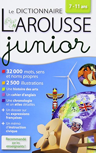 Larousse junior 7/11 ans par Collectif