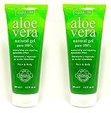 Aloe Vera y Rosa Mosqueta Bio-Gel 200ml x 2