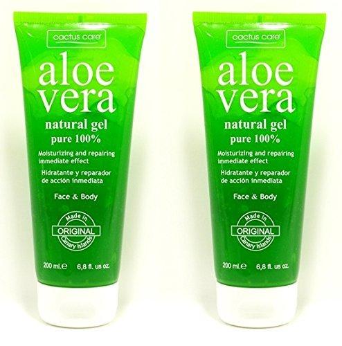 Original-aloe-gel (Aloe Vera y Rosa Mosqueta Bio-Gel 200ml x 2)