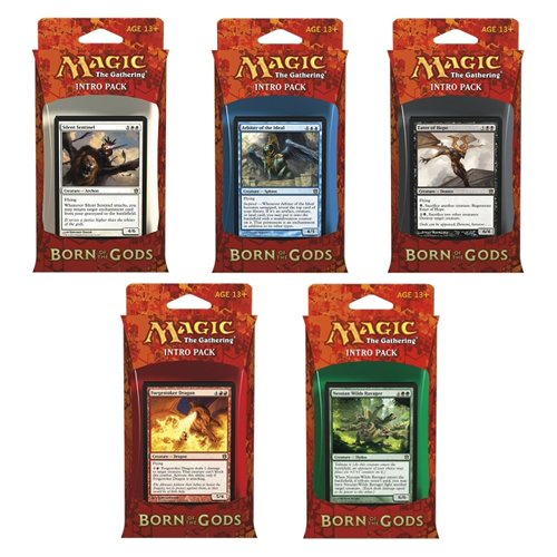 Magic: The Gathering - Juguete (Wizards Of The Coast WTCA34500001) (versión en inglés)