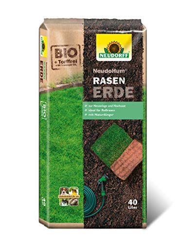 Neudorff NeudoHum RasenErde 40 Liter Sack