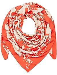 BOSS Orange Damen Schal Naflown, Rot (Bright Red 622), One size (Herstellergröße: STÜCK)